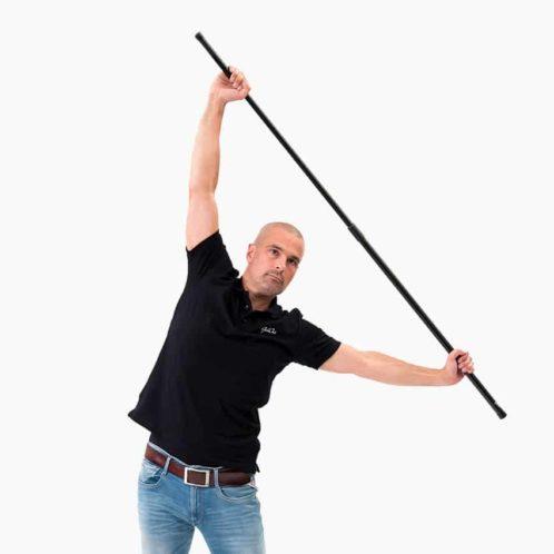 JouOut Strechpinne övning